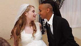 hot babe sapphic honeymoon pass muster wedding